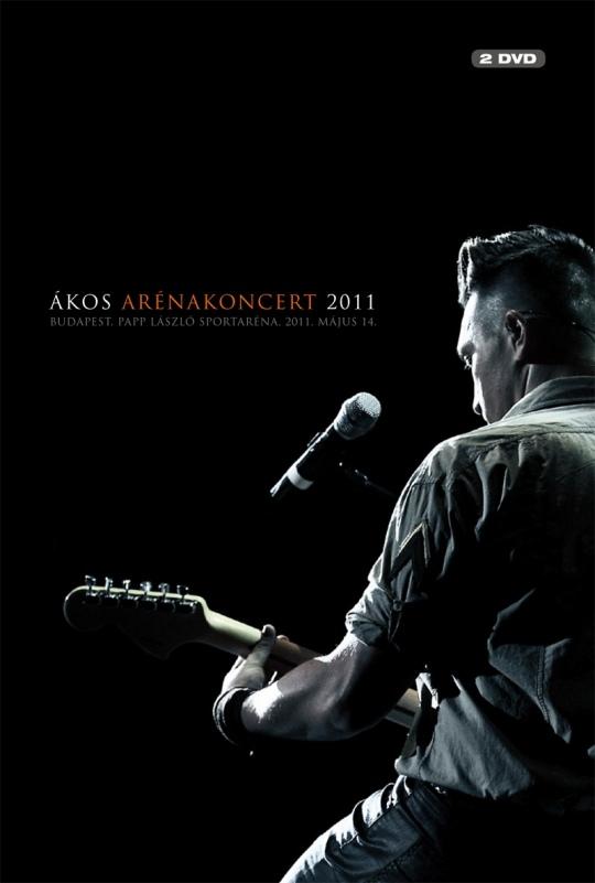 Ákos – Arénakoncert 2011 DVD