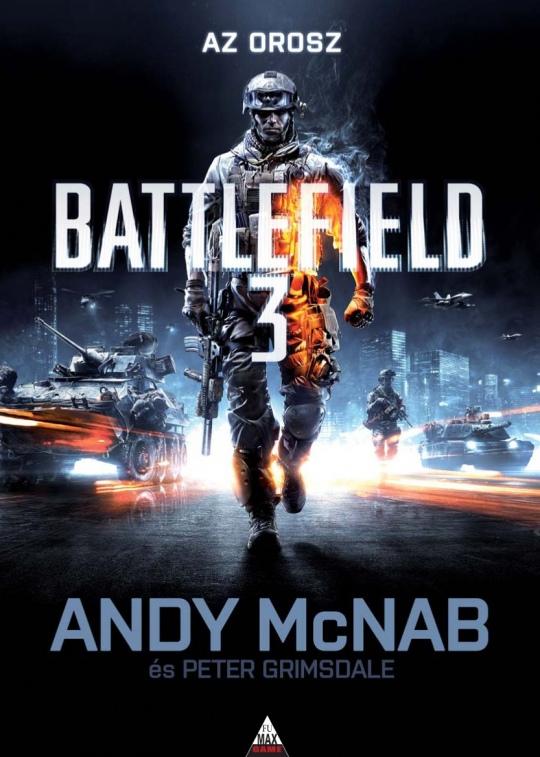 Battlefield 3: Az orosz [könyv]