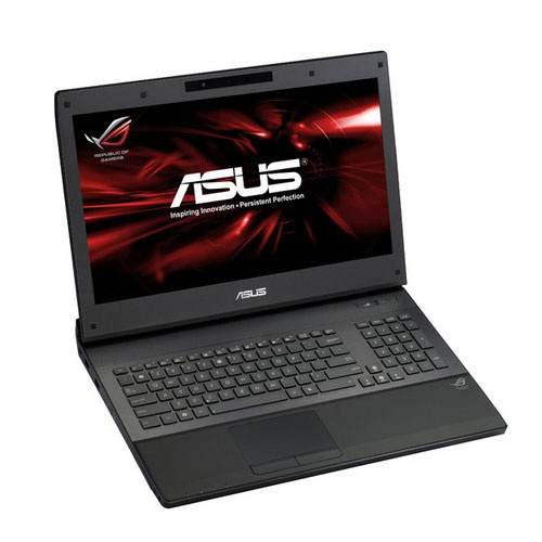 ASUS G74S gamer notebook