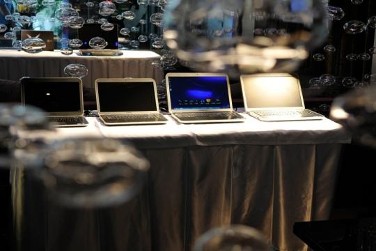 Dell XPS ultrabookok érkeznek
