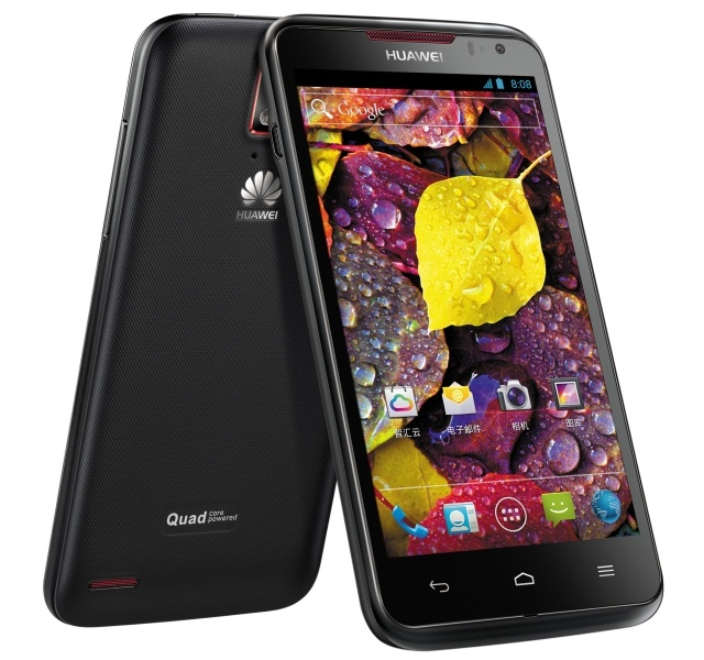 Huawei Ascend D1 Quad XL mobiltelefon négymagos processzorral