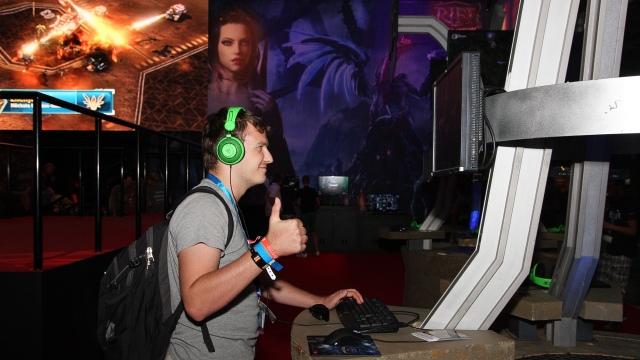 gamescom 2012 - Zoo_Lee és az MMO-k