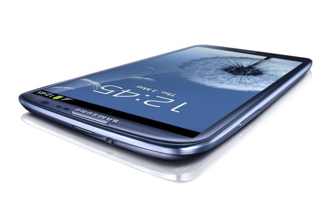 Samsung Galaxy S III teszt