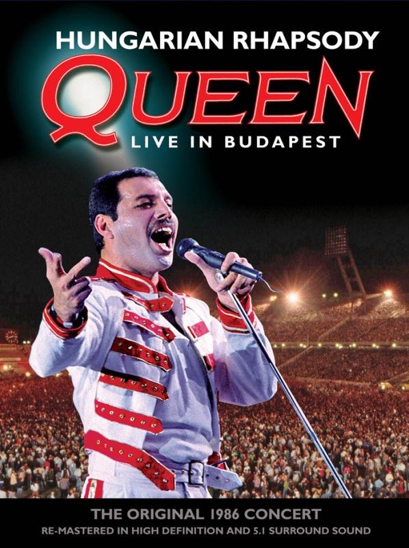 A Queen 1986-os budapesti koncertje a moziban