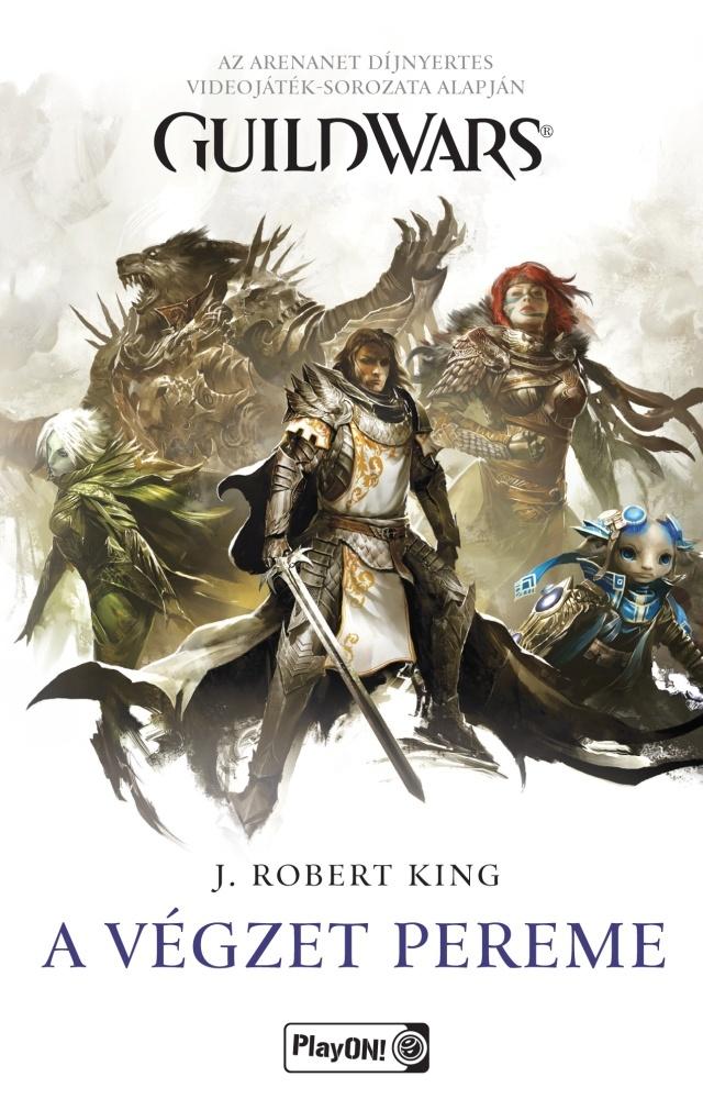Hamarosan jön a második Guild Wars könyv