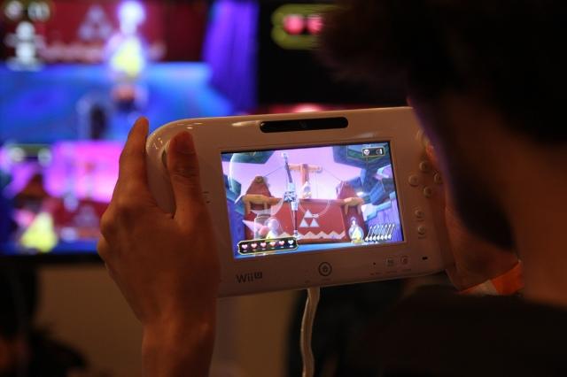 Wii U játékok a bécsi Game City rendezvényen