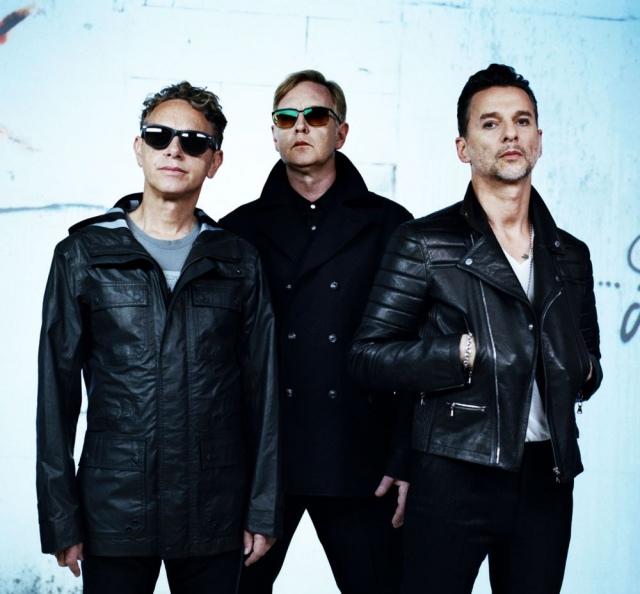 Jövőre ismét Budapestre jön a Depeche Mode