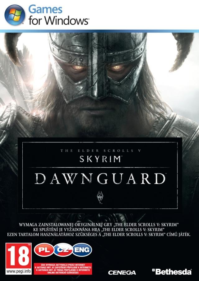 Végre Magyarországon is megjelenik a Skyrim Dawnguard kiegészítője