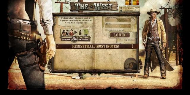 The West - megérkezett az új világ