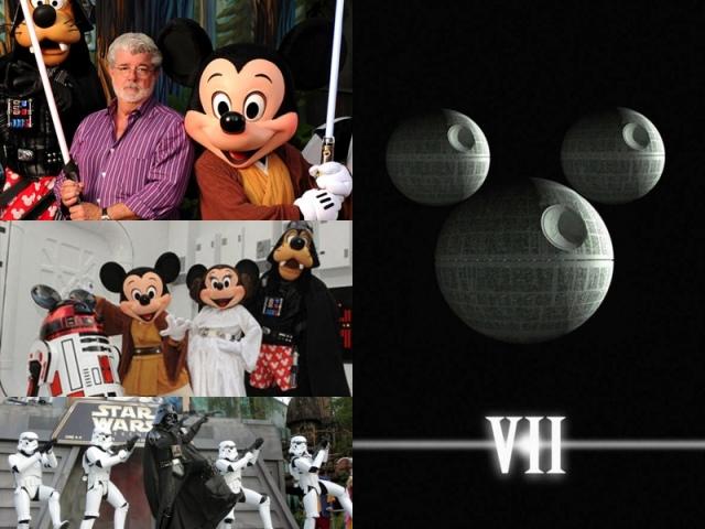 A Disney felvásárolja a Lucasfilmet