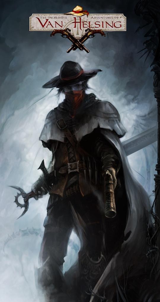 Megvan a Neocore Van Helsing játékának új főhőse