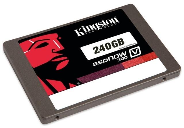 Új SSDNow V generáció érkezik a Kingstontól