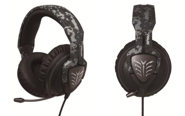 ASUS Echelon Camo Edition gamer headset