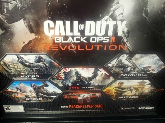 Call of Duty: Black Ops II - érkezik a Revolution DLC