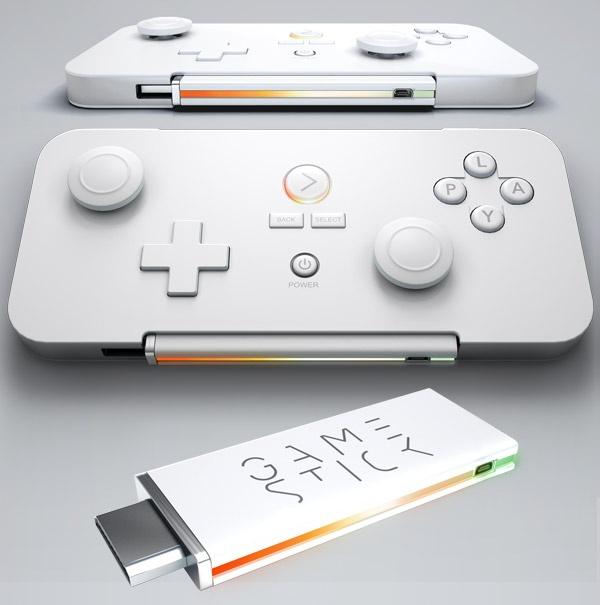 GameStick - az igazi Plug&Play eszköz