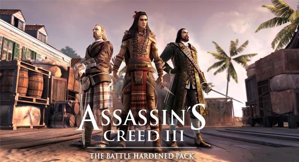 Holnaptól elérhető az Assassin's Creed III DLC-je