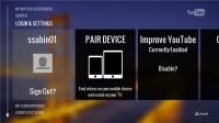 Új YouTube alkalmazás PS3-on