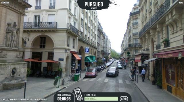 Pursued: böngészős játék a Nemesystől