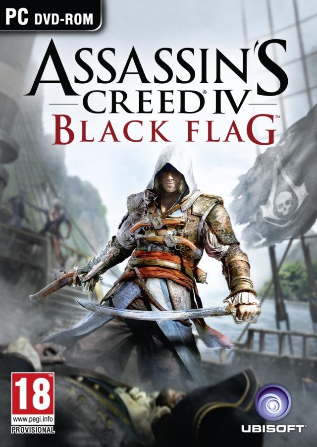 Kalózok várhatóak az Assassin's Creed IV: Black Flagben