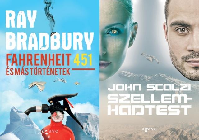 Könyvajánló: Bradbury és Scalzi