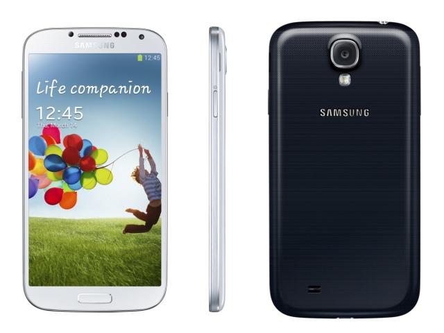 Április végén érkezik a Samsung Galaxy S 4