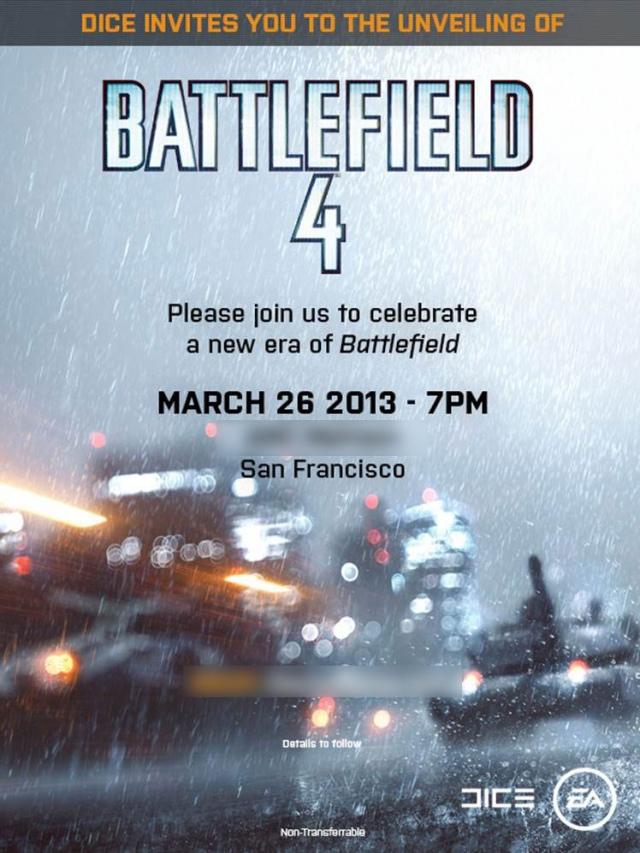 Hónap végén jelentik be a Battlefield 4-et!