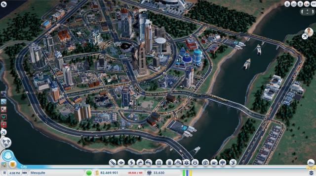 Már megint SimCity gondok