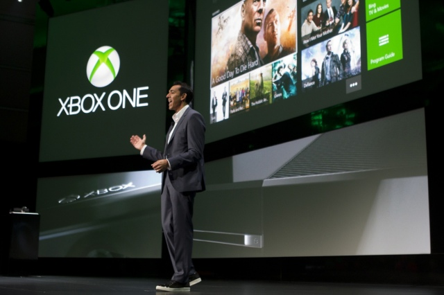 Leleplezték az Xbox One-t