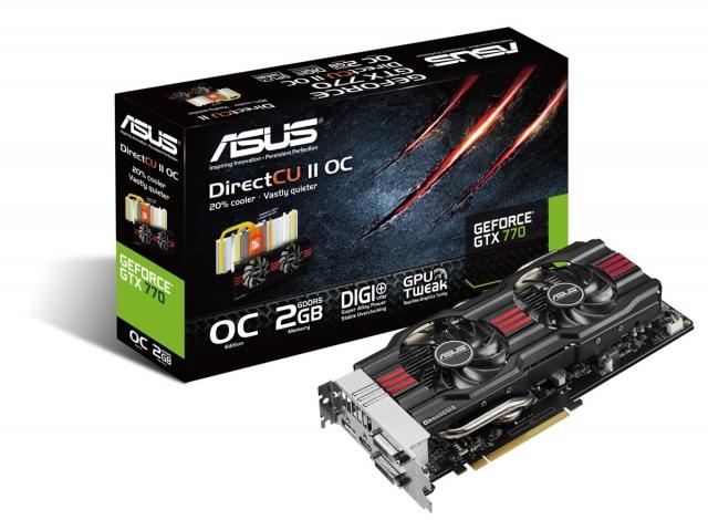 Megérkeztek a GeForce GTX 770-es videokártyák