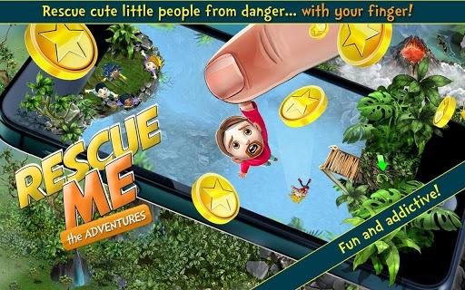 Rescue Me - The Adventures ingyenes mobiljáték