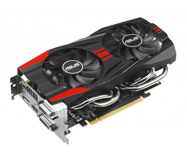 GeForce GTX 760 videokártyák az ASUStól