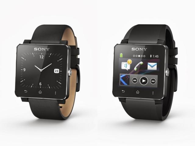 Androidos okostelefonhoz használható a Sony SmartWatch 2 okosóra