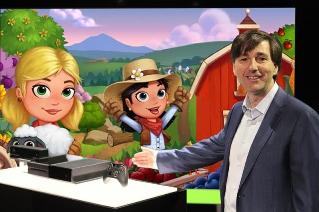 A Microsofttól a Zyngához igazolt ügyvezetőnek Don Mattrick