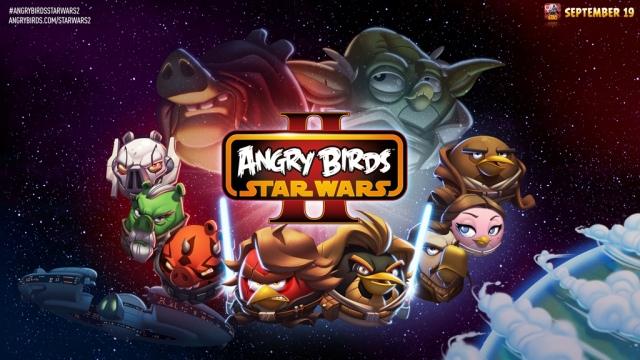 Játékfigurák lesznek az Angry Birds: Star Wars II-höz is