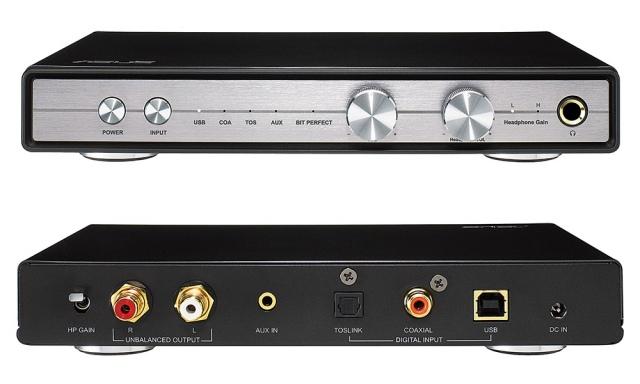 ASUS Xonar Essence STU és One USB-s DAC eszközök high-end zenehallgatáshoz