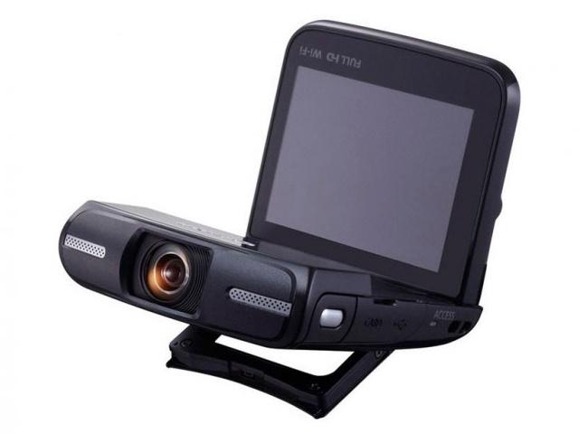 Canon LEGRIA mini - apró kamera kihajtható kijelzővel