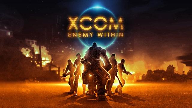 XCOM: Enemy Within a gamescomon