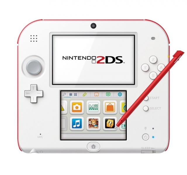 Októberben jön a Nintendo 2DS