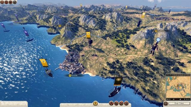 Total War: Rome II interjú