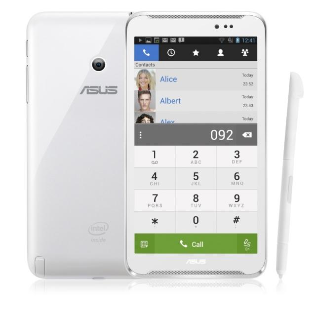 Két új Fonepad táblagép érkezik az ASUStól