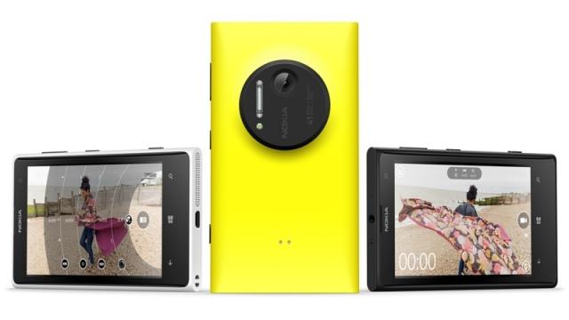 Megérkezett a Nokia Lumia 1020