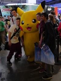 Eurogamer Expo 2013 - pénteki fotógaléria