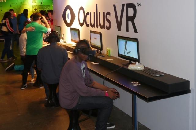 Oculus Rift villáminterjú