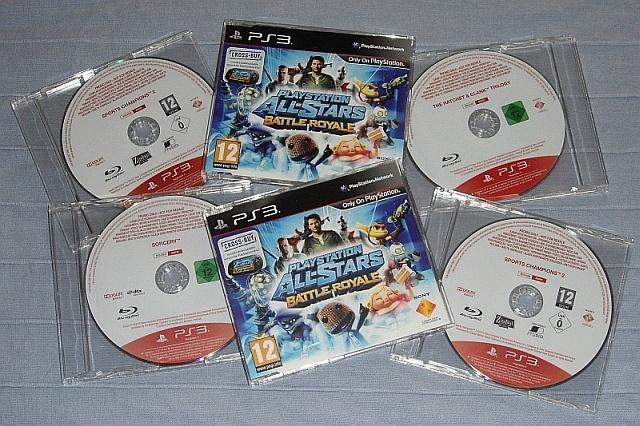 Nyereményjáték: PlayStation 3 játékok