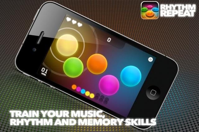 Rhythm Repeat ritmusjáték már Androidra is