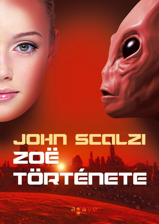 Novemberben jelenik meg az új Scalzi-regény