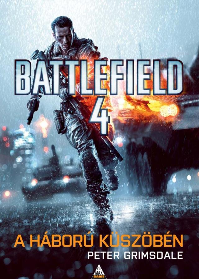 November végén jelenik meg az új Battlefield könyv
