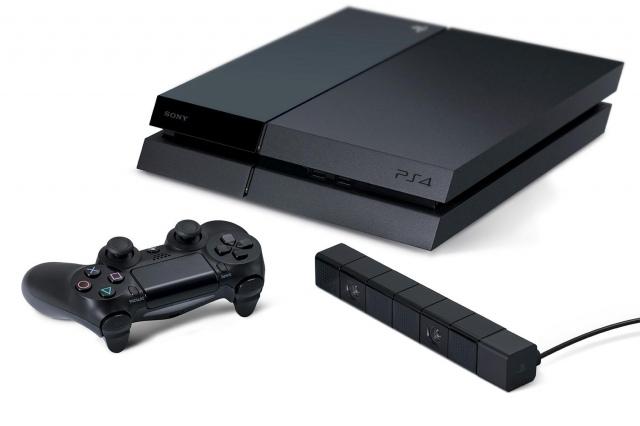 Megjelent a PlayStation 4