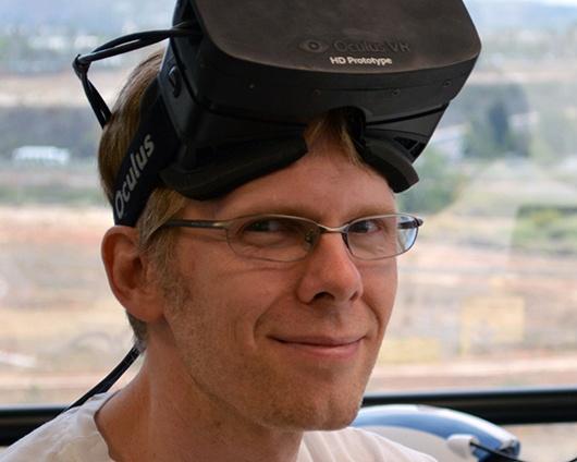 John Carmack búcsút intett az id Software-nek