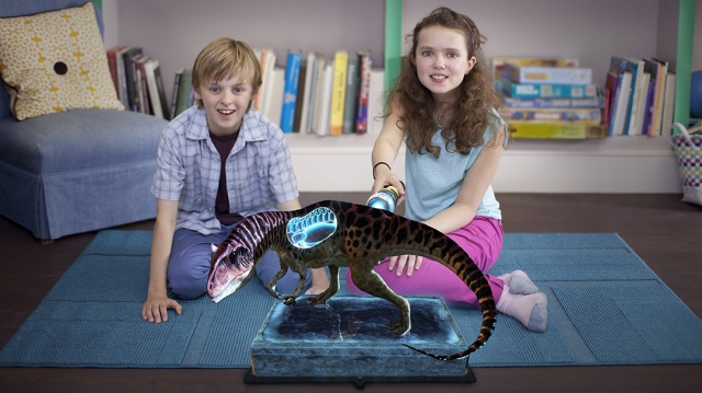 Wonderbook: Bájitaltan (Book of Potions) és A dinoszauruszok nyomában (Walking with Dinosaurs)